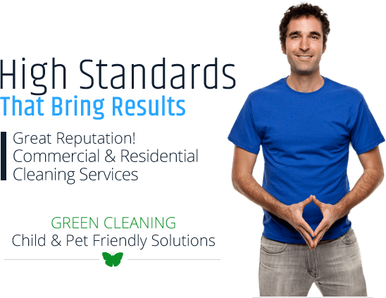 Green Cleaning Solutions
